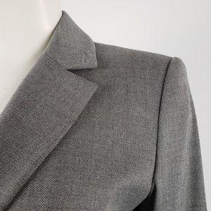 Theory Jackets & Coats - Theory Wool Light Grey Blazer Size M